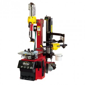 AUTOMATIC LEVER-LESS TYRE CHANGER