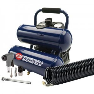 Air Compressor with Inflation Kit