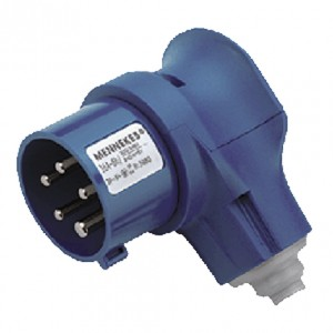 Angled plug VarioTOP