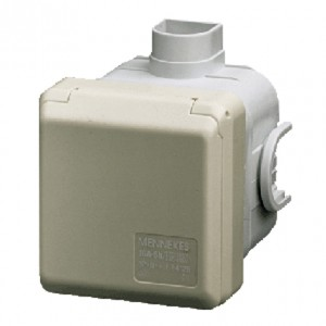 Cepex flush mounted socket
