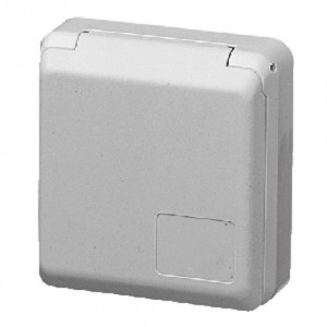 Cepex panel mounted socket