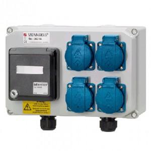 Compact network distributor