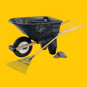 Contractor Wheelbarrows