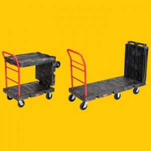Convertible Platform Trucks