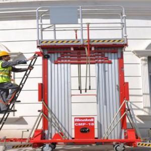 Double Masts Aerial Work Platform