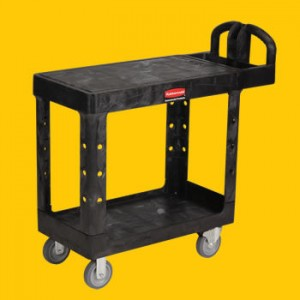 Flat Shelf carts