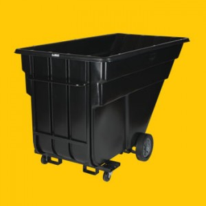 Forkliftable tilt trucks