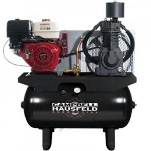 Portable Gas-Powered Air Compressor