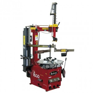 SEMI-AUTOMATIC LEVER-LESS TYRE CHANGER