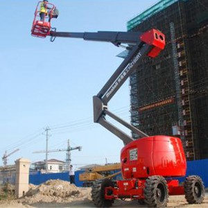Self Propelled Articulating Booms