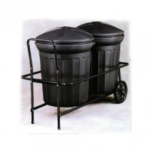 Trash Can Cart