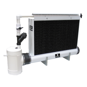 Wet Wall Evaporative Cooling Systems