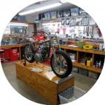 Workshops & Garage