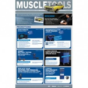 MUSCLE TOOLS CATALOG