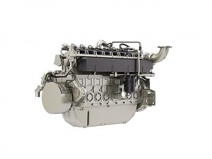 4008-30TRS Spark Ignited Gas Engine
