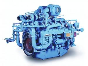 4012 TESI Spark Ignited Gas Engine