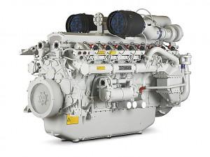 4016-61TRS Spark Ignited Gas Engine
