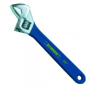 Adjustable Wrench - Dipped Handle