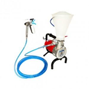 Airless electric diaphragm pumps