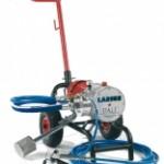 Airless electric sprayers - Diaphragm pumps
