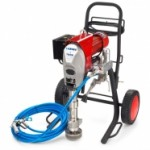 Electric airless sprayers - Piston pump