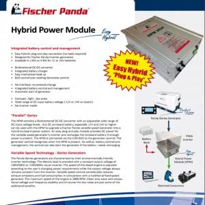 HYBRID POWER MODULE