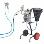 Low pressure painting systems