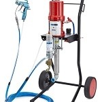 Air assisted airless sprayers