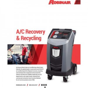 Robinair Service Catalog