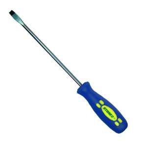 Screwdriver - Rubber Grip Handle
