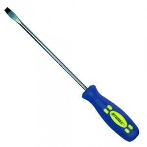Screwdriver Set - Rubber Grip Handle