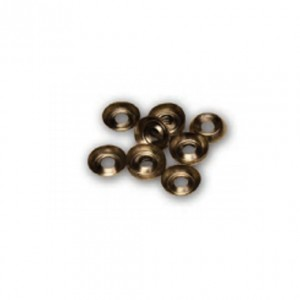 Hardened plain washers
