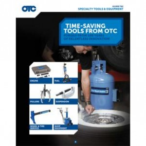 OTC TOOLS & EQUIPMENT