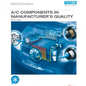 A/C COMPONENTS IN MANUFACTURER'S QUALITY