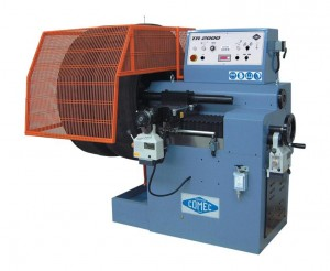 Brake disc and drum lathe 3