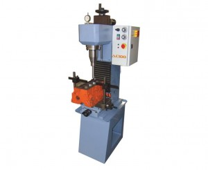 Cylinder boring machine