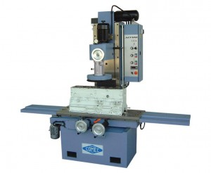Cylinder boring- resurfacing machine