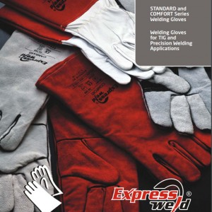 Expressweld Welding Gloves
