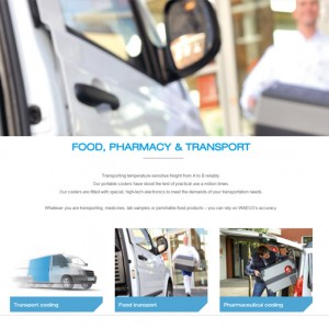 FOOD, PHARMACY & TRANSPORT